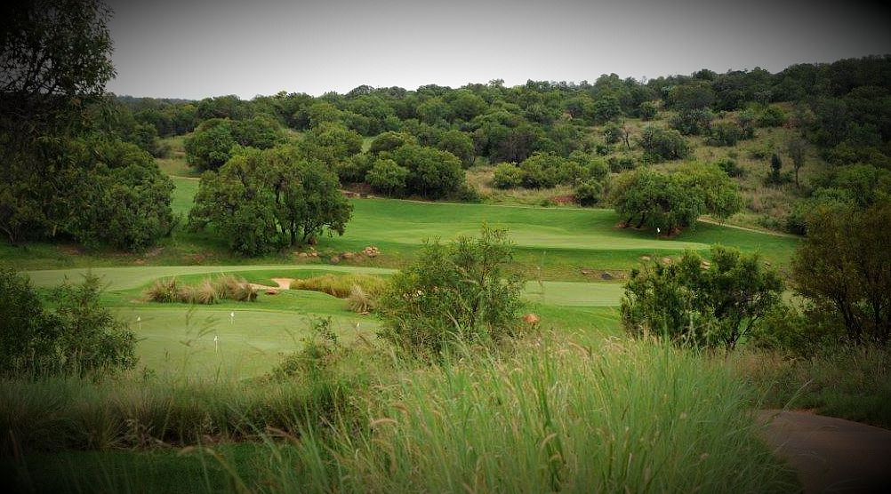Voted one of the best golf courses in SA